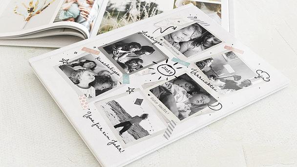 Fotobuch - Achterbahn des Glücks