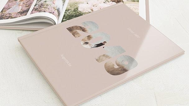Fotobuch - Liebe durch und durch