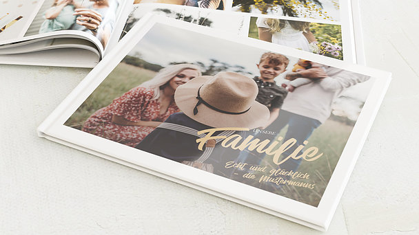 Fotobuch - Family feelings