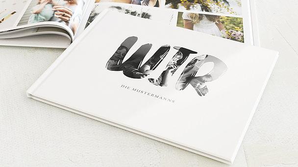 Fotobuch - Einfach wir