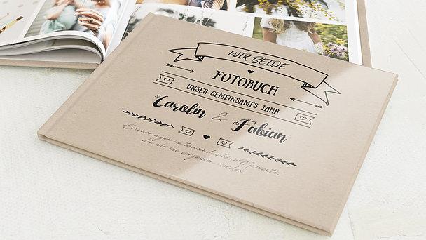 Fotobuch - Kraftpapier