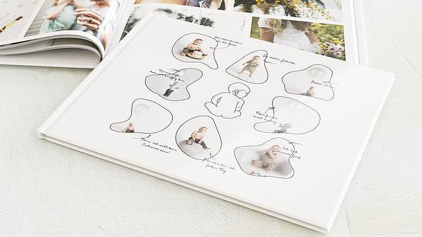Fotobuch - Entwicklungsschritte