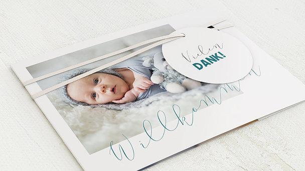 Danksagung Geburt - Neues Wunder