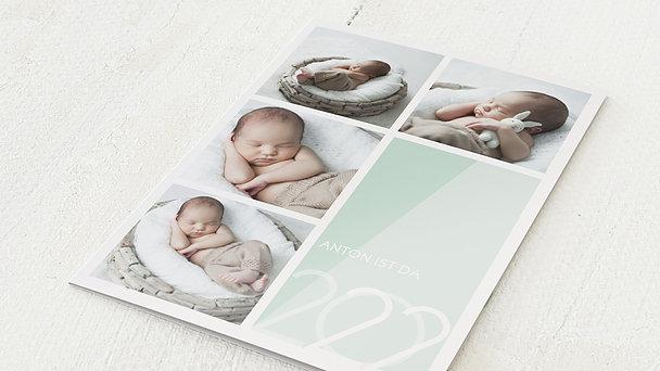 Danksagung Geburt - Babywelten