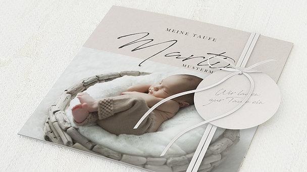 Taufkarten - Kleines Wunder
