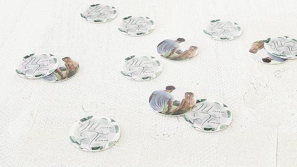 Konfetti Streudeko - Love bubble