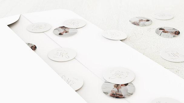 Konfetti im Umschlag - Hochzeitsgeschichten