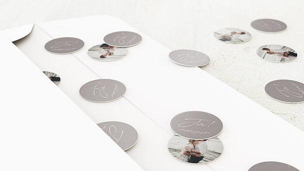 Konfetti im Umschlag - Tender whisper