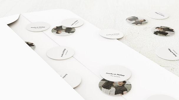 Konfetti im Umschlag - Yes, I will