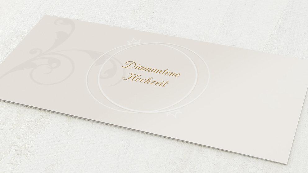 Einladung hochzeit für sprüche diamantene Die schönsten