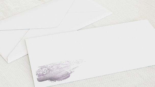 Umschlag mit Design Goldene Hochzeit - Goldliebe