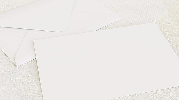 Umschlag mit Design Silberne Hochzeit - Umschläge