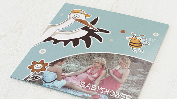 Babyshower - Süße Fracht