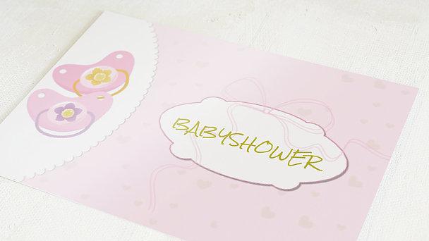 Babyshower - Schnuller 2
