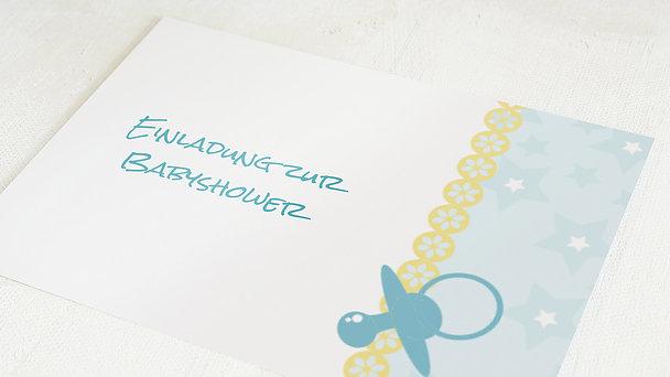 Babyshower - Schnuller