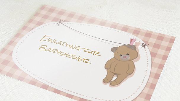 Babyshower - Teddybear