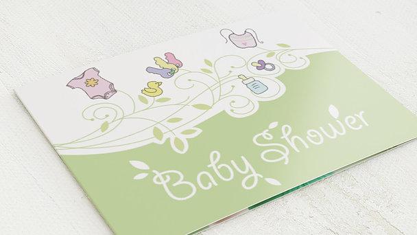 Babyshower - Kugelbauch