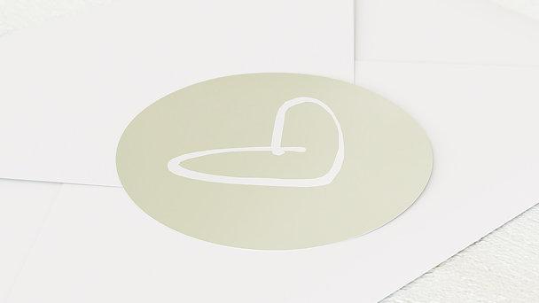 Umschlagssiegel - Kleiner Schatz