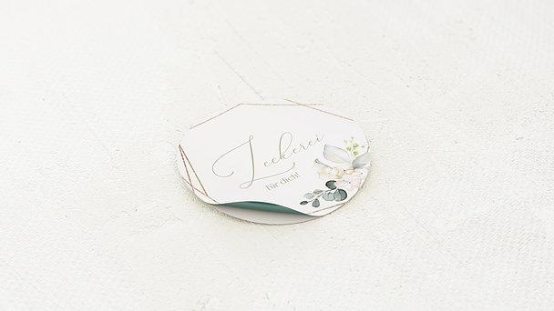 Dekosticker - Tender Florals