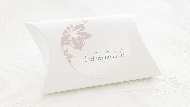 Dekosticker - Weiße Hochzeit