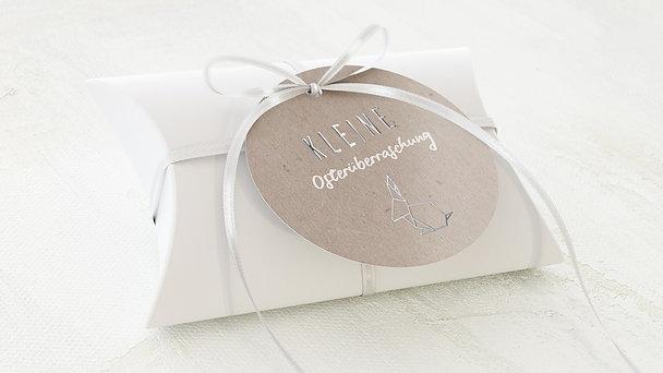 Geschenkanhänger allgemein - Frühlings Origami