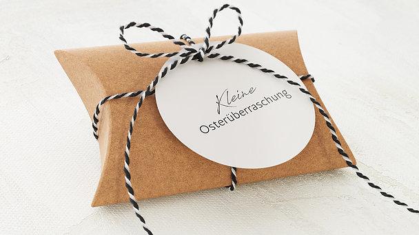 Geschenkanhänger allgemein - Osterspaß