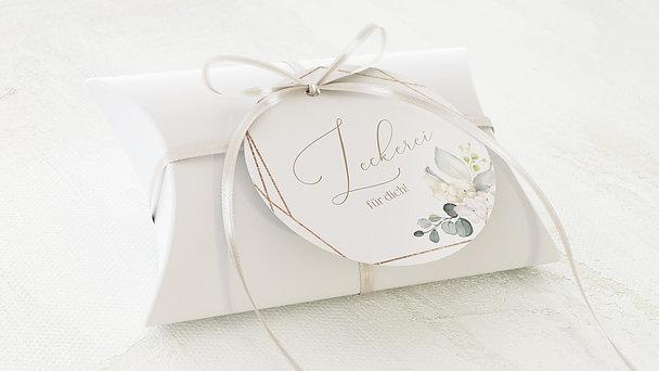 Geschenkanhänger - Tender Florals