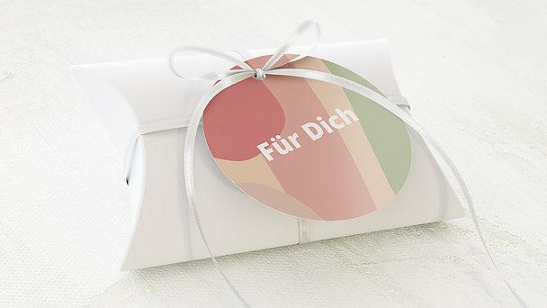 Geschenkanhänger allgemein - kunterbunte Ostern