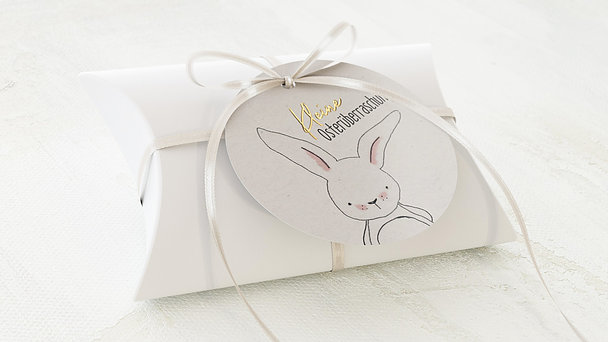 Geschenkanhänger allgemein - Sweet Bunny