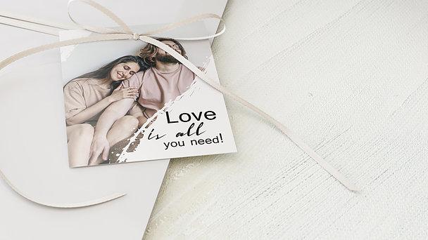 Geschenkanhänger - Liebesenergie