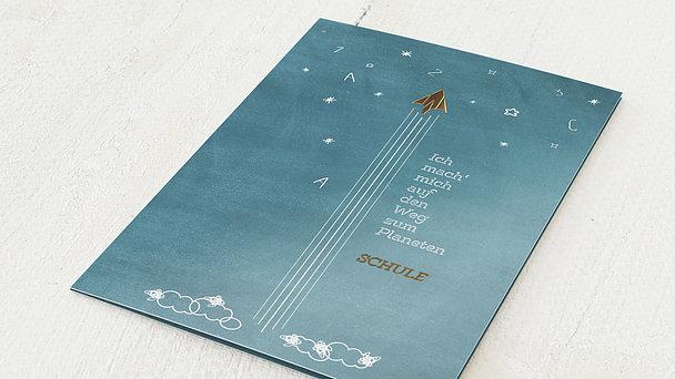 Einladungen zur Einschulung - Apollo