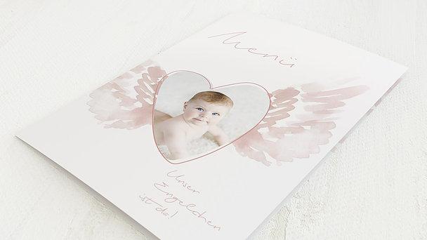 Menükarten - Unser Engel