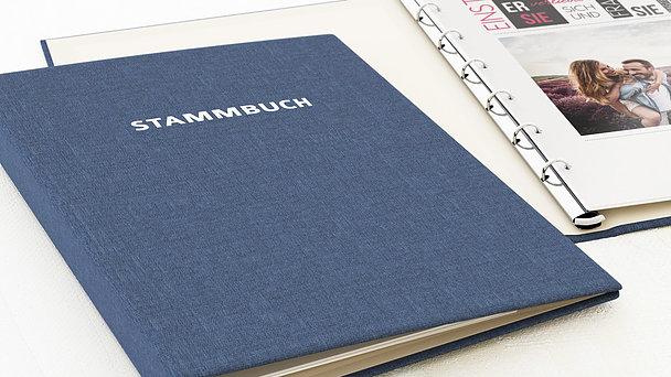 Stammbuch - Love Story