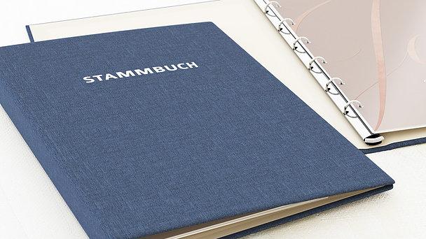 Stammbuch - Glitterfunken