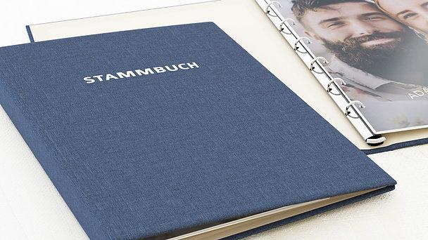 Stammbuch - Einfach Ja