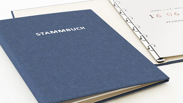Stammbuch - You & Me