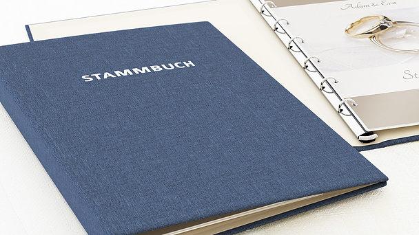 Stammbuch - Ja, ich will