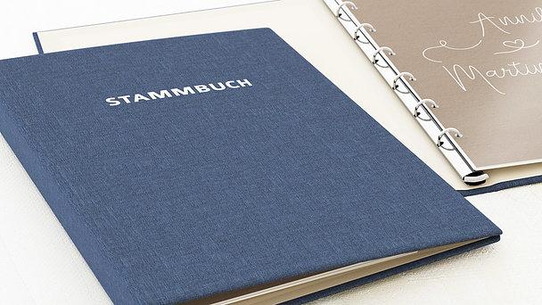 Stammbuch - Herzflug