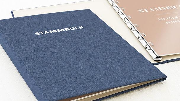 Stammbuch - Das große Wort