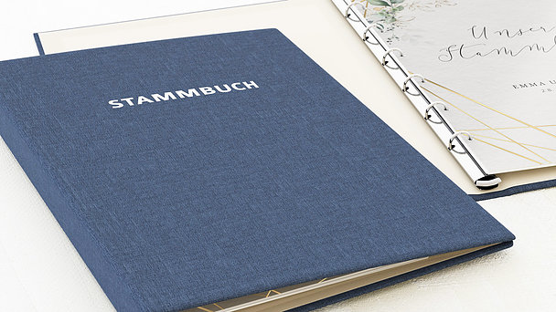 Stammbuch - Traumbouquet