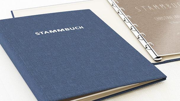 Stammbuch - Rustique