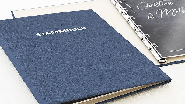 Stammbuch - Tafelglanz