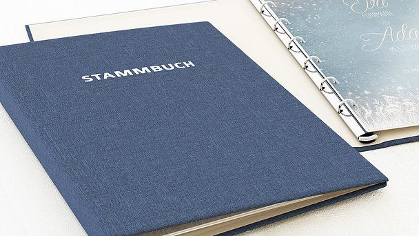 Stammbuch - Zauberlicht