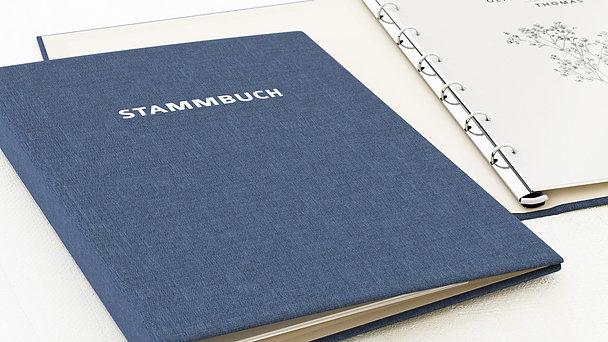 Stammbuch - Wunschbaum