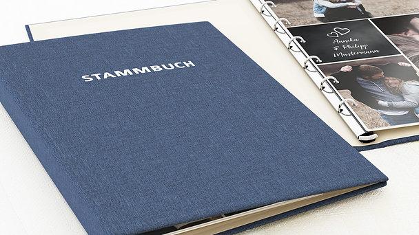 Stammbuch - Herz & Seele
