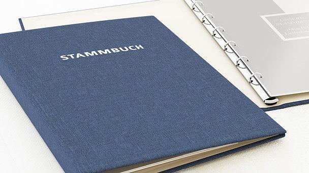 Stammbuch - Unbedingt