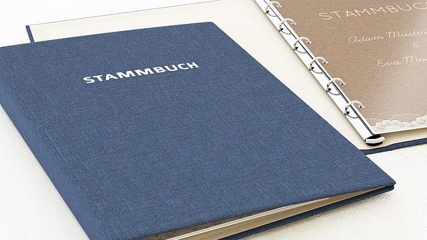 Stammbuch - Hochzeitsspitze