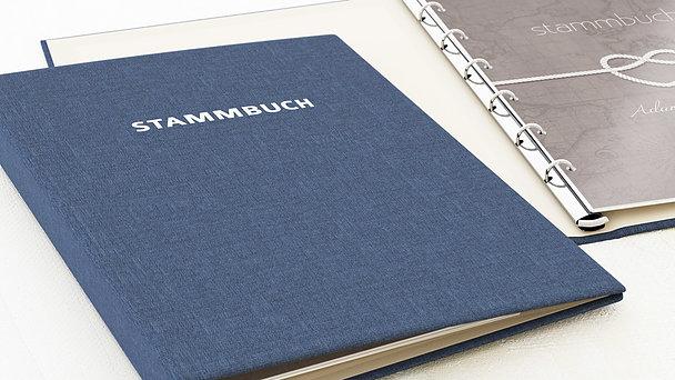 Stammbuch - Starke Verbindung