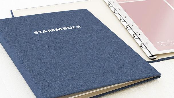 Stammbuch - Hochzeitscollage