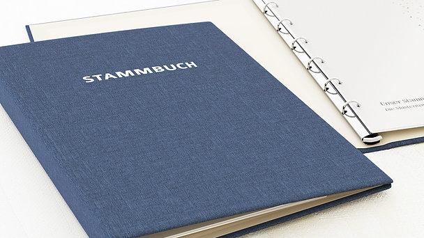 Stammbuch - Goldsturm